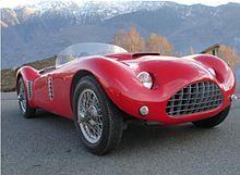 It's not a classic car but – Bandini Maserati 1500 - Retro Race Cars Classic Sports Cars, Classic Cars, Maserati, Bugatti, Ferrari, Vintage Cars, Antique Cars, Convertible, Car Engine