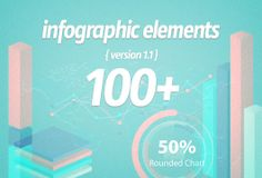 10 Free Vector Infographics Kits #graphics #graphicdesign