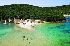 Sivota in #Epirus, #Greece