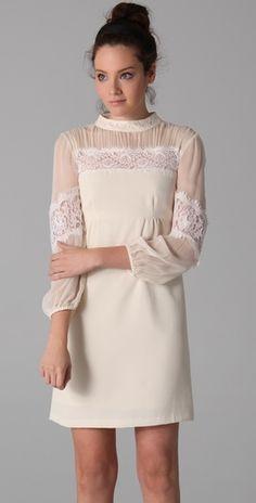 Cool bridal shower dress