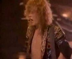 Def Leppard - Pour Some Sugar On Me Great tune that the ladies like to rock out to. Again perfect for people who like the 80s
