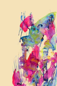 Obra de arte colorida, como nossa coleção!!