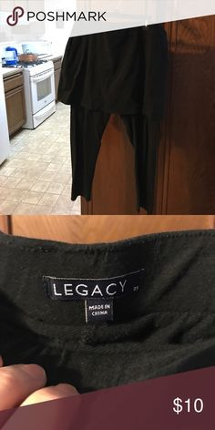 Leggings Leggings with skirt attached Legacy Pants Leggings