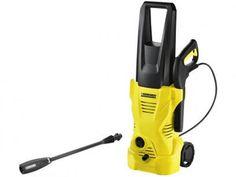 Lavadora de Alta Pressão Karcher K 2 1600 Libras - Mangueira 3m Jato Regulável