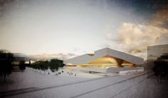 Aires Mateus Wins Competition to Design Mosque in Bordeaux