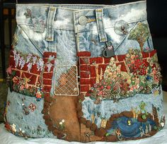 crazy quilt gallery C by Annie Whitsed