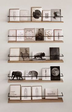Display Shelves (picture by Apartment 34 and Still House)