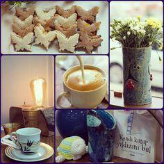 Güzel günün ardından iyi akşamlar.... #butterflyart #butterflyartcafe #cafeandshop #kahvekeyfi #shop #cafe #weekend #glassart #woodart #handmade #hometextile #homemade #elyapimi #mumisigi #mumluk #seramik #evtekstili #ahsap #amigurumi #ceramics #goodnight #instanight #lamps #book #kitap #huzur #iyiaksamlar by _butterflyart