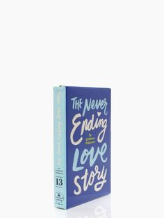 Love this! Kate Spade: the never ending love story book clutch