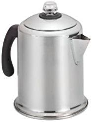 Christmas deals week Farberware Stainless Steel 8-Cup Coffee Maker Percolator Stove Top Brewer Pot