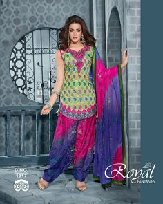 Buy online Salwar Suit Designs Latest, Designer Salwar Kameez ...