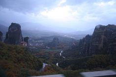 Fotografía: Laura Varela- Meteoras. Kalambaca Macedonia, Albania, Montenegro, Half Dome, Grand Canyon, Tours, Mountains, Nature, Travel