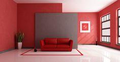 Red interior design - Red Living Room Design Ideas 4 Homes Image) Room Design, Living Room Red, Walls Room, Interior Walls, Living Room Interior, Room Decor, Interior Design Living Room, Home Interior Design, Living Room Designs
