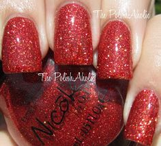 Nicole by OPI Holiday Glitters; Orna-ment For Each Other