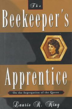 The Beekeeper's Apprentice by Laurie R. King.  Meet Mary Russell, Mrs. Sherlock Holmes.  Well-written and fast-paced series.