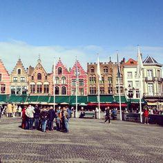#MarketPlace #Brujas #Bélgica