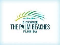 Discover The Palm Beaches - Logo Animation by David Urbinati