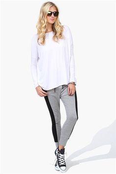 Lifetime Jogger Pants in Grey