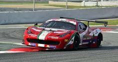Ferrari 458 Italia GT3 2013 / Claudio Sdanewitsch / DEU / Ilya Melnikov / RUS / AF Corse