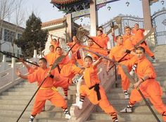 Die Meister des Shaolin Kung Fu - Shi Fu - Learn more about New Life Kung Fu at newlifekungfu.com