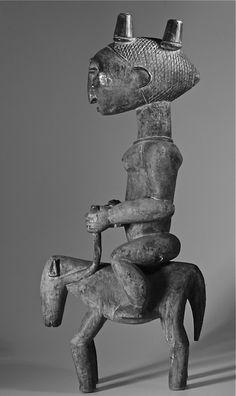 atye statue african art paris