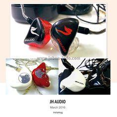 ". Just comin'in JH Audio (Jaben Indonesia) Red & black is the hottest bomb<span class=""emoji emoji1f4a3""></span><span class=""emoji emoji1f4a3""></span><span class=""emoji emoji1f4a3""></span> You can ..."