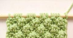 Les points irlandais sont souvent composés de torsades et de mouches sur des laine épaisses et unies.
