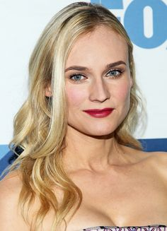 Diane Kruger Photos - Actress Diane Kruger attends the Fox All-Star Party on August 2013 in West Hollywood, California. - Fox All-Star Party - Arrivals Diane Kruger, Khloe Kardashian Hair Short, Provocateur, Long Layered Hair, Short Hair Cuts For Women, Cool Haircuts, Fine Hair, Wig Hairstyles, Maquillaje