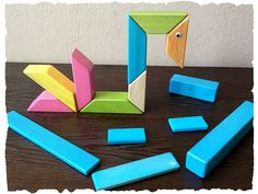 Mommy Testers: Tegu Swan in the Tegu Blocks Building Contest  Giveaway