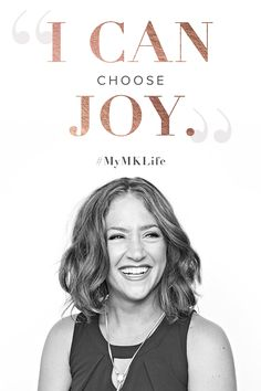 You can choose joy and love what you do. Click to start your own Mary Kay business! #MyMKLife