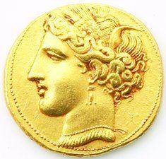 ANS Magazine Macedonian Kingdom 306-283 BC