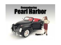 Remembering Pearl Harbor Figure IV For 1:24 Scale Models by American Diorama