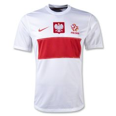 Shop official Poland soccer jerseys at World Soccer Shop. Cheer for the Biało-czerwoni in authentic Poland National Soccer Team shirts. Poland Soccer, Best Uniforms, World Soccer Shop, Nfl Jerseys, Soccer Cleats, Sports Shirts, Messi, Mens Tops, Shopping