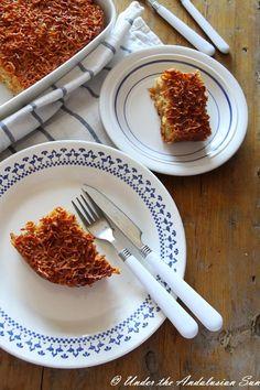 Under the Andalusian Sun food blog: Jerusalem kugel