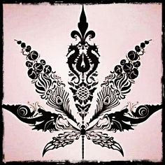 1000 ideas about marijuana tattoo on pinterest weed tattoo medical marijuana and marijuana. Black Bedroom Furniture Sets. Home Design Ideas