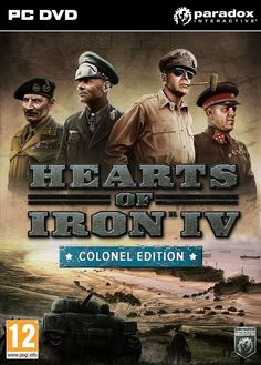 'Hearts of Iron IV' Set for D-Day Anniversary Release