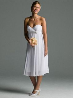 Simple Wedding Dress For Civil Ceremony. Galina N Wedding Dress ...