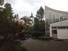 Centre Saint-François à Delémont. Centre, Saint Francis