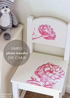 60 εξαιρετικές ιδέες για Decoupage σε καρέκλες! | Toftiaxa.gr - Φτιάξτο μόνος σου - Κατασκευές DIY - Do it yourself