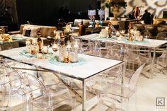 Lynn Fletcher Weddings TKW Foundation Leopard Print Gala