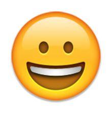grima ant le visage avec les yeux souriants emojis pinterest rh pinterest com Flower Clip Art Smile Clip Art