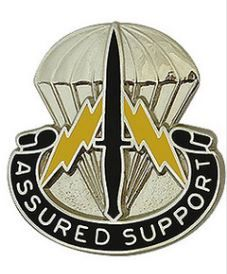US ARMY SPECIAL OPERATIONS SUPPORT COMMAND AIRBORNE