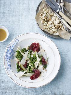 salat med bresaola