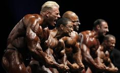 Some of the best bodybuilders in the world gathered in the Czech capital Prague for the chance to win prizes totalling $200,000. Britain's James 'Flex' Lewis took first prize in the 212 section, scooping a $10,000 prize.