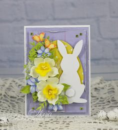 Moja papierowa kraina: Wielkanocne