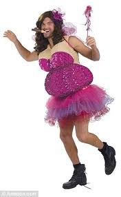 Image result for fat guy dressed as ballerina in walmart