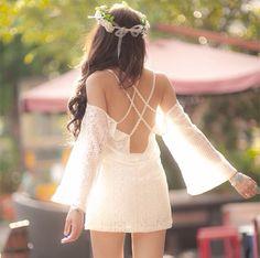 The wild flower shop - dress!!