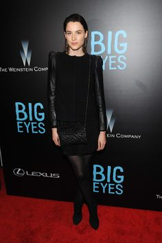 'Big Eyes' Premieres in NYC - Loan Chabanol