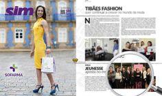 Revista Sim do Minho fala sobre o evento do Team Ouro Global e lançando a Jeunesse no mercado bracarense.