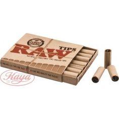 #novedad Filtros Cartón Raw Pre-Rolled. Las boquillas de cartón Raw están libres de cloro y se realizan con más puras fibras naturales. 21 boquillas de cartón ya enrolladas y listas para usar, presentadas en una cajita tipo cerillas